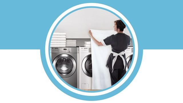 Najam LG profesionalnih uređaja za praonice rublja