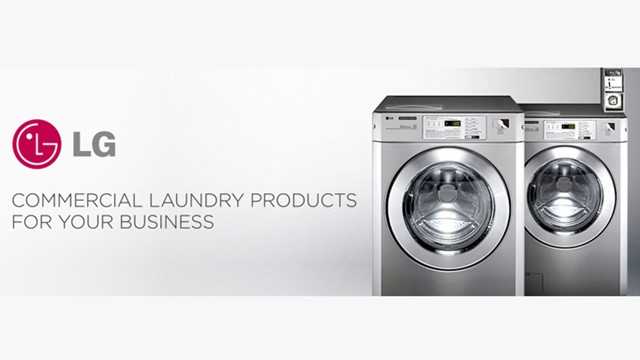 LG Commercial Laundry products