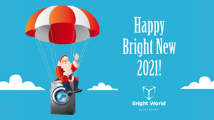 Happy holidays from Bright World!