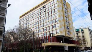 Studentski kampus u Ateni - Bijeli Svijet