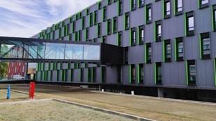 Studentski dom u Osijeku- novi paviljon